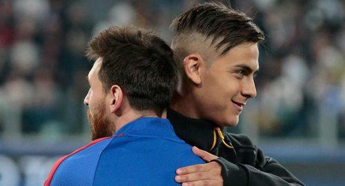 Dybala en Lionel Messi moeten niet altijd worden vergeleken