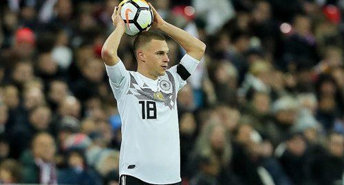 Joshua Kimmich verkozen tot beste speler van het jaar Duitsland