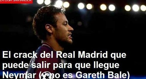 Real Madrid voor de introductie van Neymar nieuwe regeling
