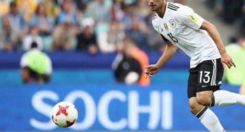 Stindl is de hoop van het Duitse team om het WK te winnen