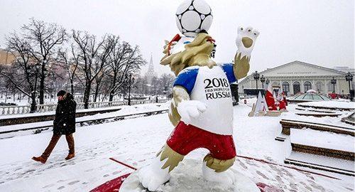 FIFA onderzoek Rusland nationale voetbalelftal